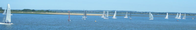 colne point race